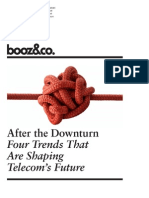 After the Downturn BOOZ
