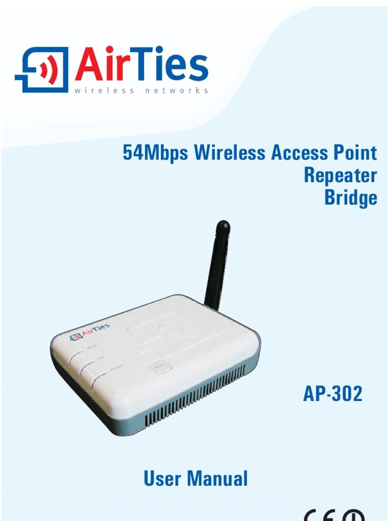 AirTies AP-302 Linux