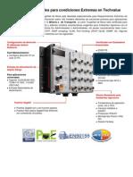 Switches ales Para Condiciones Extremas en Techvalue