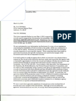 GAO Workpapers-Systemic Risk Exception Review-FDIC Federal Reserve Treasury Redacted Documents