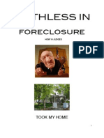 Lauren J. Paulson, Magnum Opus, FAITHLESS IN FORECLOSURE, How 14 Fourteen Judges Took My Home
