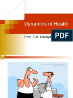 2. Dynamics of Health
