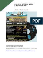 APOSTILA CONCURSO QC-CA MARINHA ENGENHARIA MECÂNICA