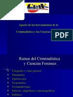 2HerramientasdelaCriminalisticayCienciasForenses