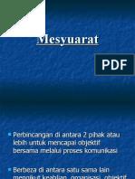 T5. Mesyuarat