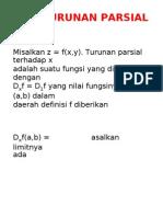 TURUNAN_PARSIAL