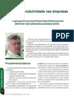 Ambiente Economico3 Gestao Da Produtividade Nas Empresas