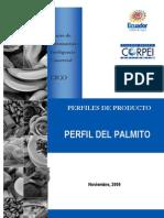 Perfil Del Palmito 2009