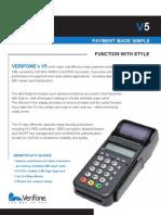 V5 Acquirer Sales Sheet