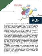 Biografia de Gustavo Rosa