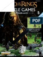 LOTR Battle Games in Middle Earth Issue - 5