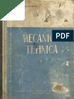 Mecanica tehnica