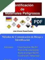 Sistemas de Identificacion de Sustancias Peligrosas