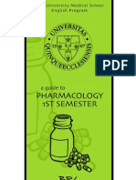 Pharmacology Notes- Part 1