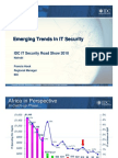 Trends in Security 2010