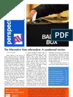 Perspectives AV Special PDF
