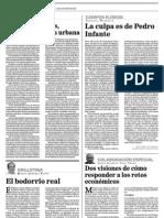25-04-11 Dos visiones de cómo responder a los retos económicos - columna expreso