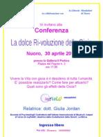 conferenza nuoro