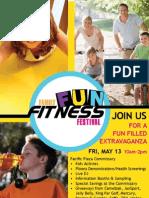 Fun Festival Flyer May 13
