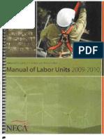 NECA Manual of Labor Unitsa