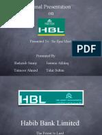 Final Hbl Slides