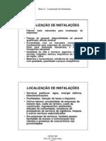 Introdução_Administração da Produção_Localização_de_Instalações