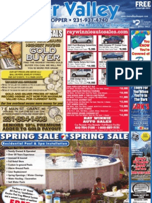 River Valley News Shopper April 25 2011 Dodge Nature