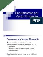 Vector Distancia