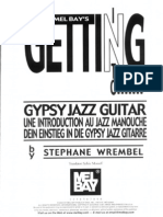 Stephane Wrembel - Getting Into Gypsy Jazz Guitar