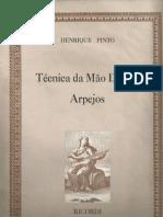 Henrique Pinto - Tecnica da mão direita