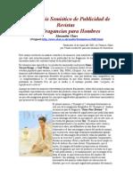 Un Análisis Semiótico de Publicidad de Revistas