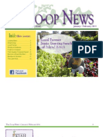 January - February 2011 Ukiah Natural Foods Co-op Newsletter