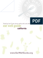 Eat Well Guide - California