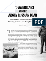 Two Americans and the Angry Russian Bear - Spring 2011