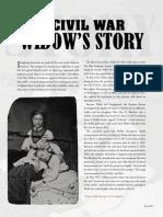 A Civil War Widows Story - Spring 2011