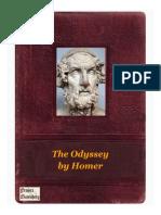 Homer Odyssey Odysseus