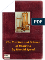 The Practice and Science of Drawing by Harlod Speed
