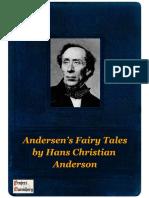 Andersens Fairy Tales by Hans Christian Andersen