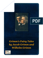 Grimms Fairy Tales by Jacob Grimm and Wilhelm Grimm