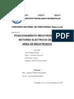 PROY CREAT MECATRO 2007