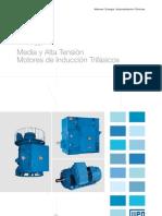 WEG-motor-de-induccion-trifasicos-de-alta-y-baja-tension-629-catalogo-espanol