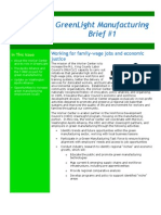Green Light Manufacturing Brief 1