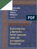 Derechos, justicia y territorio (2010)