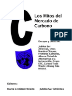 Los Mitos Del Mercado de Carbono