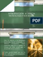 Ciencia Tec y Soc