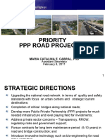 Priority Road Projects (Expressways)