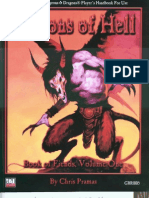 D&D 3.5 Book of Fiends Legions of Hell Vol I