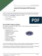 Academia Php Vip