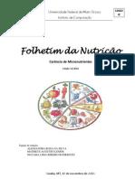 Folhetim da Nutrição