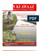 JULY 2010 National Magazine of Farmers Voice